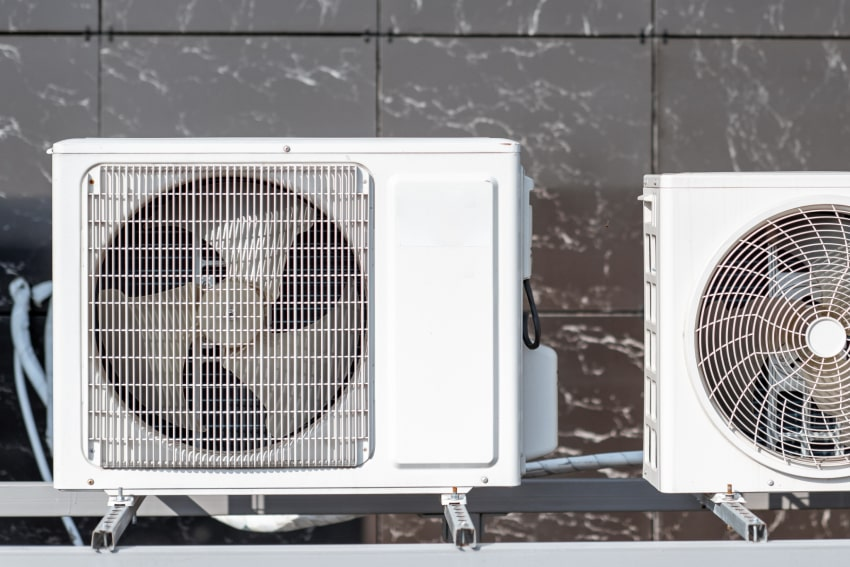 Ductless vs Central Air Conditioner