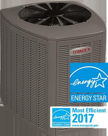 Lennox XP20 heat pump