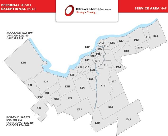 Ottawa Service Area