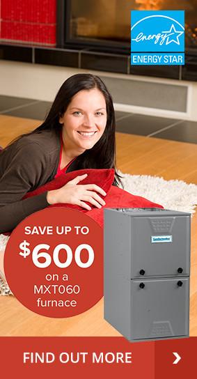 Comfortmaker furnace promotion