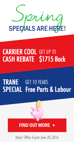 Furnace and Air Conditioner Sale Ottawa